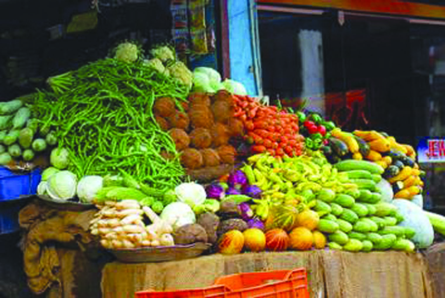 Regional countries vulnerable to food price hikes
