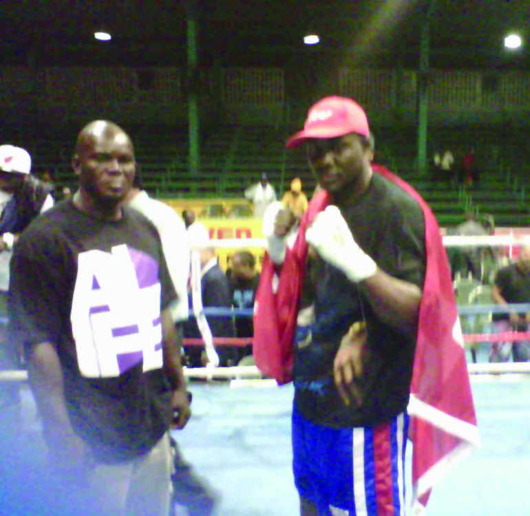 Amateur boxing association of barbados