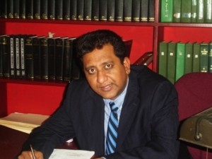 Legal Affairs Minister and Attorney General Anil Nandlall