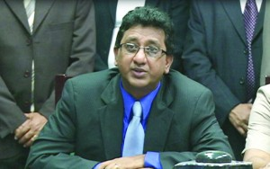 Attorney General and Legal Affairs Minister Anil Nandlall