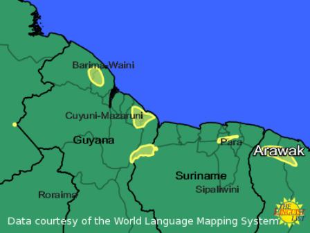 Our Language Heritage - World language mapping system