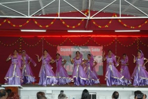 Young dancers showcasing their talent at a past Kala Utsav