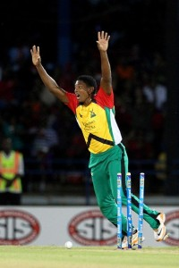 Krishmar Santokie has emerged as the most exciting bowler in T20 cricket