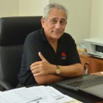 General Manager Roberto Grisi