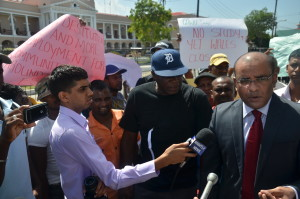 Opposition Leader, Dr Bharrat Jagdeo has promised that every effort will be made to ensure  Government's reverses it decision to close the Wales Sugar Estate.