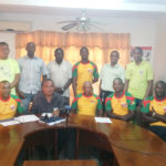 Guyana's rugby team ready to tackle Bajans on Saturday