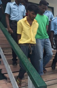 Veeran Lall, Devon Browne and Nalinie Manikam, along with Manikam's 12-year-old daughter were charged with murder on Thursday