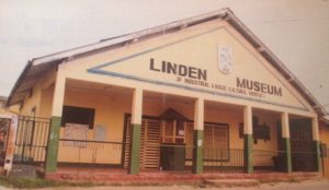 The Linden Museum of Socio-Cultural Heritage. The cast iron pot sits at bottom far right  (National Trust photo)