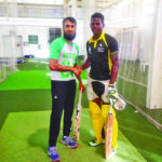 Guyana's Shaquille Williams following dreams at UWI