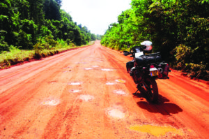Construction works are to commence this year on the Linden Lethem Road