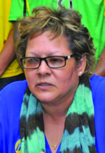 Country Head of ANSA McAL in Guyana, Beverly Harper