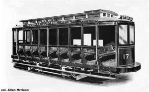 The Brush Electrical Engineering Company tram