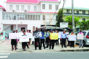 Stakeholders has vowed to continue their protest