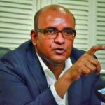Jagdeo lashes back at 'incompetent' Trotman