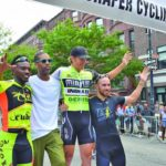 Eastman, Williams sparkle at 2017 Harlem Skyscraper Cycling Classic NY