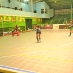 Guyana's female hockey team setting high standards for Pan Am indoor tournament