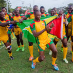 Guyana's 'Green Machine' moving up world rankings