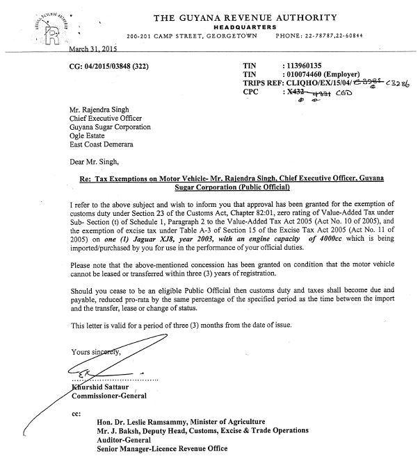 Kaieteur News on smear campaign against me, says former GuySuCo boss